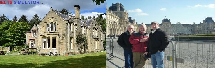 IELTS LISTENING – Visit to Branley Castle S19AT2 -
