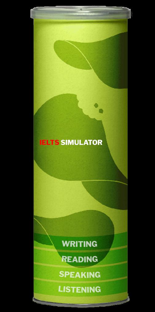 home page chips holder ielts simulator