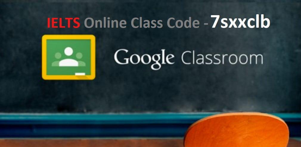 Register for IELTS Band 7 Online Class